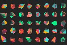 Generative / Generative elements, symbols, textures, objects, structures, scales. / by Benjamin Wiederkehr