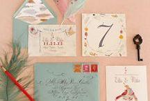 Stationary  & Typography / Print-spiration!