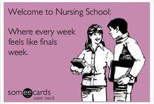 Nursing School!  / by Ella Robles