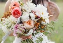 Bouquets & Bouts / Our favourite floral accessory ideas to compliment your fancy wedding duds!
