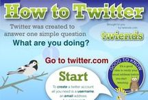 Twitter Marketing / Tips and tricks for marketing your business using Twitter. Info on how to use #hashtags, groups, chats, and measurement tools. / by Laura Briedis