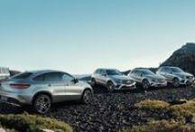 Mercedes-Benz SUVs - The Famous Five