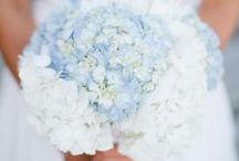 Wedding-spiration: Something Blue / Something Old, New, Borrowed and BLUE!