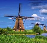 Netherland / Beautiful travel photos of Netherlandfamous places. POD products (poster, canvas, prints, case, bag...) available, link to Fine Art America store on the photo.