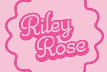 Riley Rose / Find me giving all sorts of beauty advice on Riley Rose's Instagram page @rileyrose