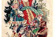 С Новым Годом! / Новогодние открытки СССР. USSR New Year postcards.