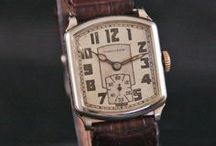 Vintage Hamilton Watches / Vintage mechanical wristwatches from the Golden Years of the Hamilton Company (pre-1971).