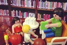 Llibres, biblioteques i més.../ Libros, bibliotecas y más / Cosas que nos gustan