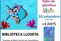 Activitats a  Xarxa de Biblioteques de Mallorca / Actividades en la Red de Bibliotecas de Mallorca
