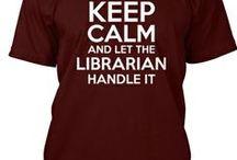 Per a Bibliotecaris / Para bibliotecarios / Cosas de la profesión...
