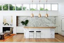 Kitchen Inspiration  / Kitchens to inspire and create / by Nordarcon