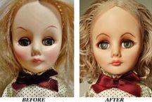 My Doll Creations / by Medina