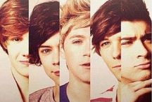 One Direction  / Love One Direction? I have facts, pics, and anything One Direction related here / by Miss 1D Geek🇬🇧