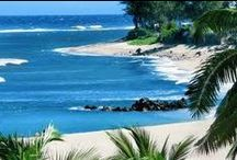 Dream Beaches / You need to relax yourself and forget all the societies' troubles? Come here take a whiff of joy!