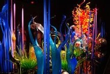 """Glass Items & Glass Art / Glass I love and other amazing works of glass art as seen on the """"net"""""""