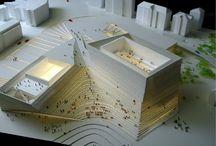 Architecture | Model /  Aka. Model, modelling, model rendering