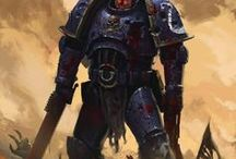 Warhammer / Stuff from Grim Future and Old World alike