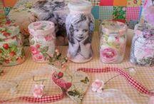 Decoupage decorating ideas.(1)