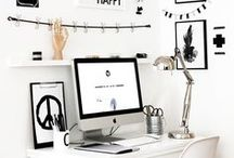 For the Office / Your office is a place to let your creativity thrive. Check out these office places and accessories.