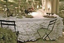 Tablecloth & Decor ♥´¯`•.¸.ʚįɞ