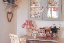 Crafty rooms ✿¸.♥´´¯`♥ ✿