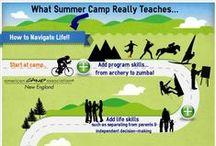 Benefits of Summer Camp!