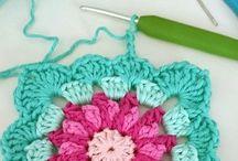 Ganxet / Ganchillo / Crochet / by Lidia Guillamon