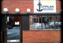 Toppilan Majakka / Ihmisen kokoinen paikka! Joka maanantai klo 15 - 18 Majakka-kahvio avoinna! Joka tiistai alk klo 18 Majakka-ilta. Olet sydämellisesti tervetullut! #oulu #toppila #cafe #pray #rest #moment #ForYou! Toppilan Majakka paikassa (ent. ärrä) Paakakatu 3, Meri-Toppila, Oulu, Finland