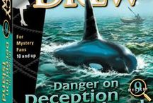 Danger On Deception Island / by Secrets Of A Girl Sleuth