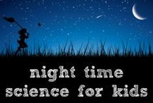 Astronomy & Night Hikes / Activities for #kids to learn about astronomy and explore the natural world at night.