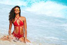 Swimwear | Swim covers | Пляжная мода / Купальники | Пляжные накидки