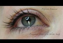 Permanent Makeup Eyeliner / Cosmetic tattooing