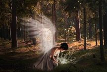 MYTH / Fairy, mermaids, magic, ect.