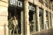 DATCH Flagships / Pictures form Milano and Milano Marittima