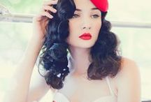 | Pin-Up Diy | / Do it yourself Ideas for Pin-Up Styles and Accessoires.