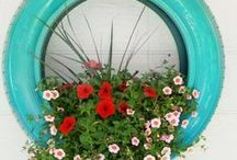 UPCYCLING / Clever ways of up cycling.
