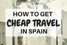 Free & Cheap in Spain / Tips for free things to do and see in Spain