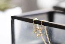 Necklaces / Lief of stoer, lang of kort, met of zonder hanger. Steel de show met onze kettingen