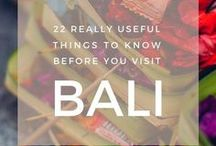 Travel Guide : Bali
