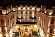 Grand Hotel Continental / Luxury boutique hotel in downtown Bucharest