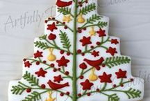 Christmas & Winter Wonderland / Christmas, Winter, Decorating, / by Debbie Fox-Nakagawa