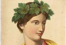"""La mujer en el grabado / Una selección de grabados de la colección """"fondo gráfico"""" de BIVALDI, que tienen como elemento común la figura de la mujer"""