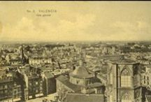 """Valencia antigua / Diferentes imágenes de la ciudad de Valencia, de los siglos XVIII y XIX, que forman parte de la colección """"fondo gráfico"""" de BIVALDI"""