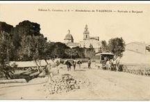 """La Comunitat Valenciana en imágenes / Diferentes imágenes de la Comunidad Valenciana, de los siglos XVIII al XX, que forman parte de la colección """"fondo gráfico"""" de BIVALDI"""