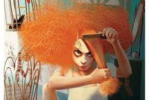Hair&stuff / by Manja Pluijmers