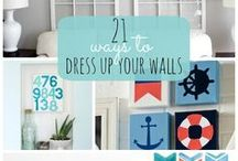 DIY- Stuff for the Hizzy / DIY ideas for the home, apartment, or whatever personal space you want to add a lil flare! / by Shelby Shelby