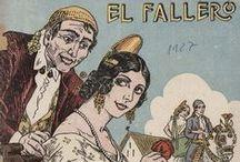 Falles de València / Les Falles és la festa més internacional de la Comunitat Valenciana. L'origen d'aquesta festa es remunta a l'antiga tradició dels fusters de la ciutat, que en vespres de la festa del seu patró San José, cremaven els trastos inservibles.
