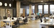 Office Inspiration / Everything from latest trends to social space to inspire your office design