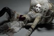 mood board - rag doll