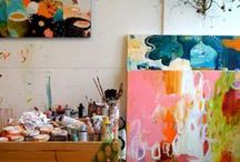 Art Studio / by Lynda Wilson